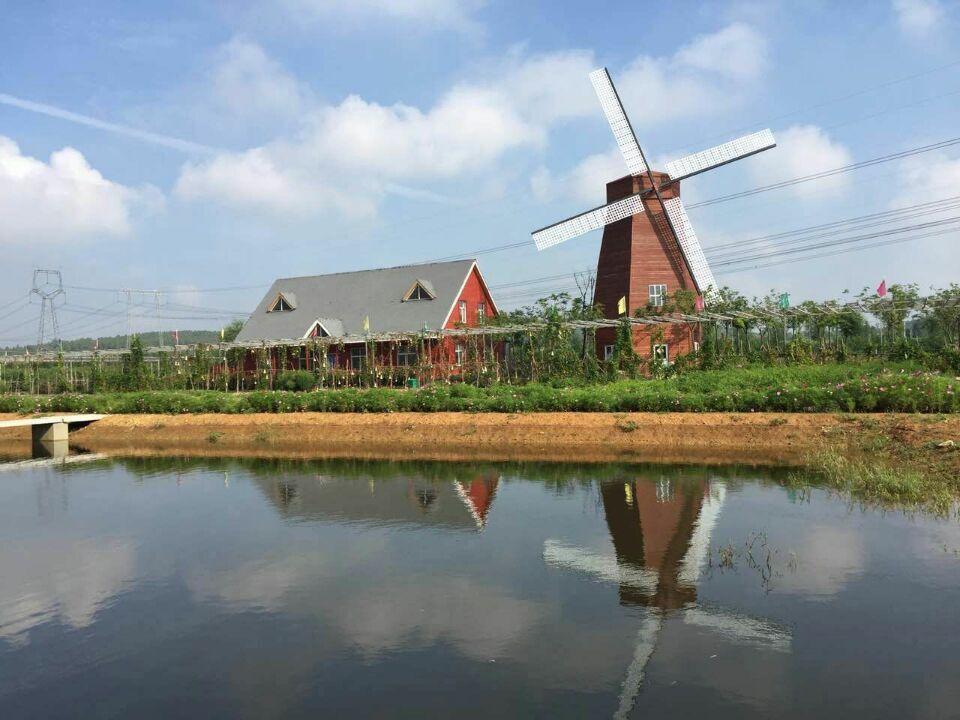 徐州吕梁山风景区生态农庄